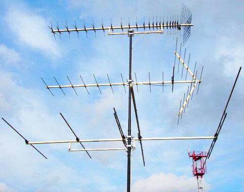 Антенны для дачи подключение